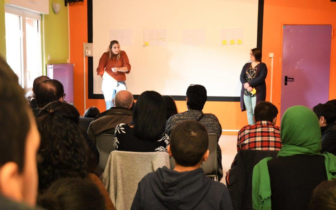 Conférence-Débat «sensibilisation au harcèlement en milieu scolaire»